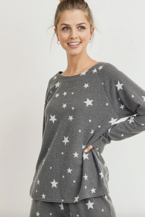 Twinkle Hacci Top