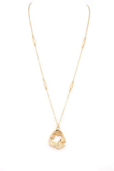 Gold Rush Necklace