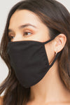 Cotton Face Mask - Assorted Colors