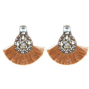 Deeply Cherished Earrings