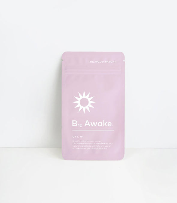 B12 Awake (non-hemp) - The Good Patch