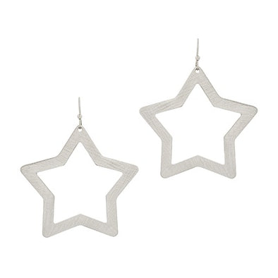 Play Along Star Earrings