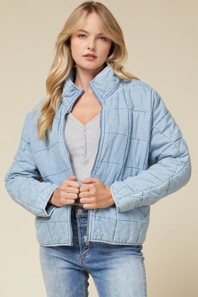 Vintage Feelings Denim Jacket