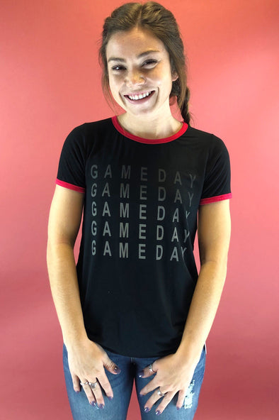 Gameday Graphic Top