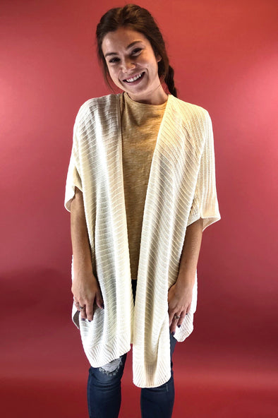 The Way She Knows Cardigan