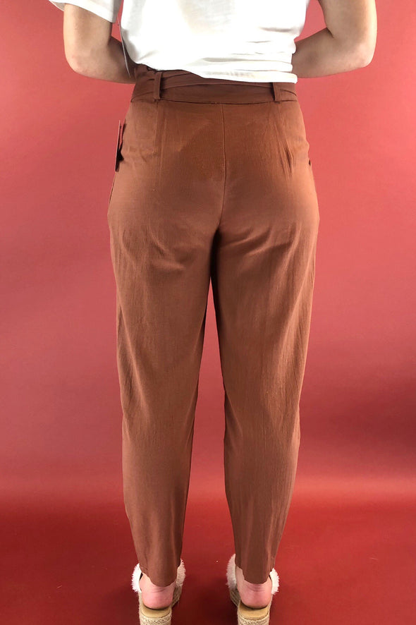 Want To Know Straight Leg Pants