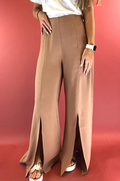 Get Along Wide Leg Pants