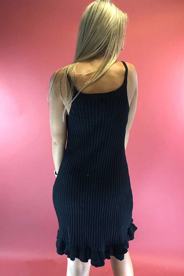 Get Back To It Sweater Dress