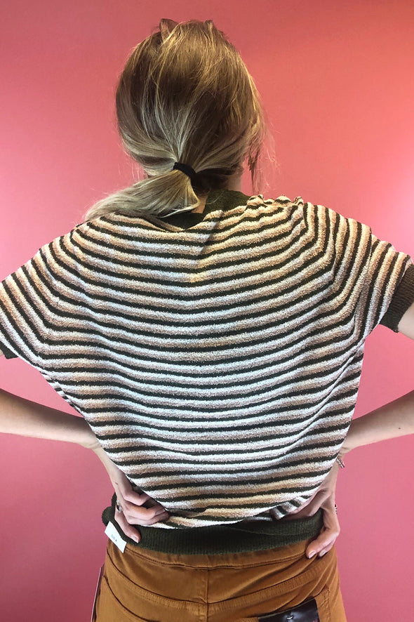 The One You Want Striped Top