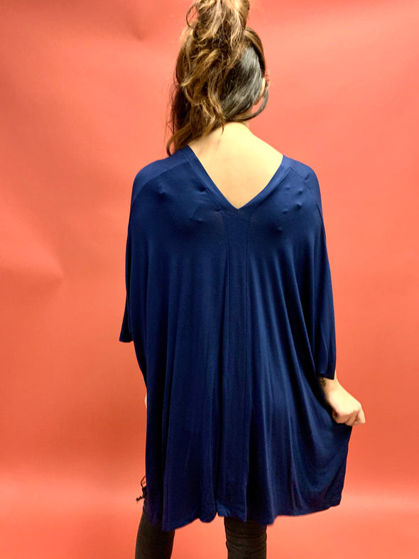 Stand Your Ground Tunic - Navy