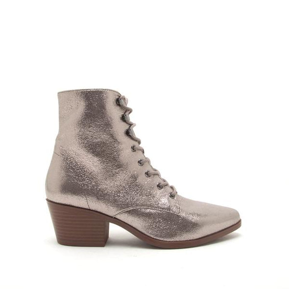 Montana Lace Up Bootie
