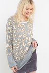 Cool Like You Leopard Sweater