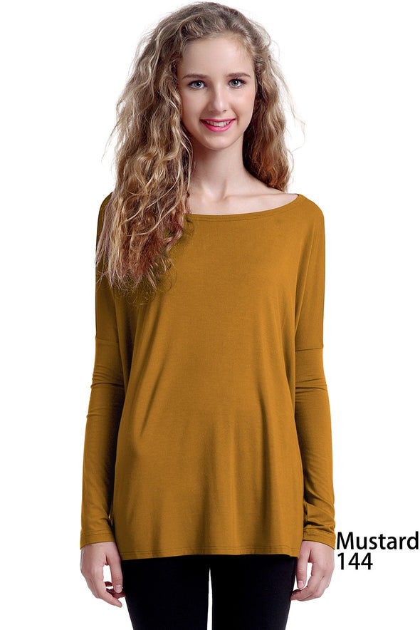 Close to Perfect Piko Top - Mustard