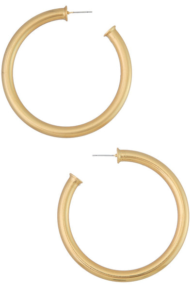 Must Have Hoop Earrings