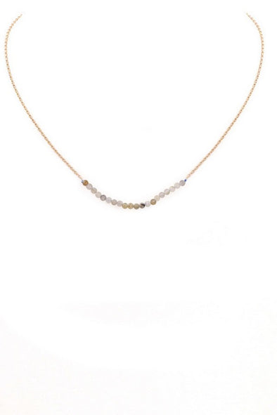 Deep In Love Necklace - Multiple Colors