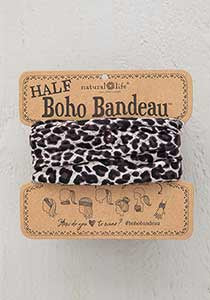Half Boho Bandeau - Multiple Colors