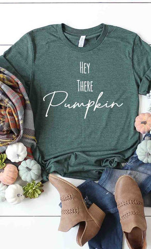 Pumpkin Lover Tee