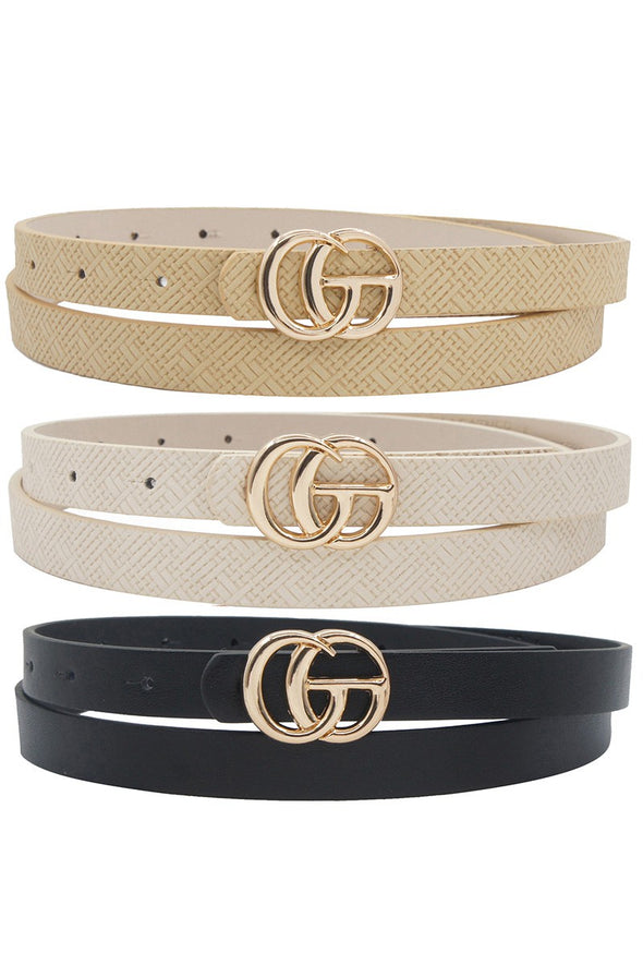 Find Me There Belt - Multiple Colors