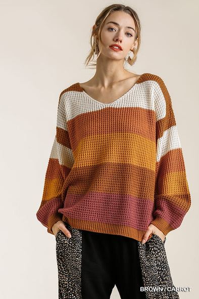 Need a Little Spice Sweater