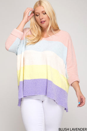 Sunrise Sweater - Plus Size