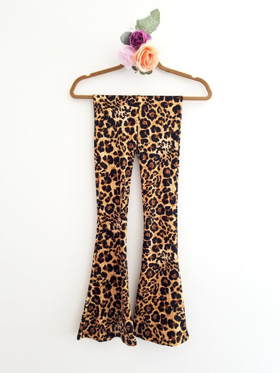 Wild Child Leopard Pants - Tween