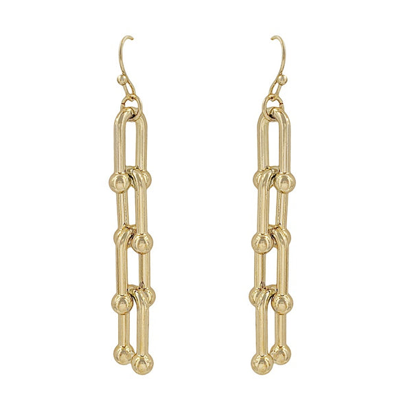 Linked Up Earring