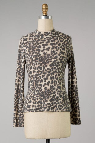Love You So Leopard Top