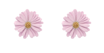 Flowers Stud Earring