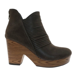 Close To Home Booties