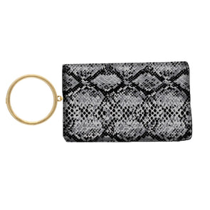 Striking Back Wristlet