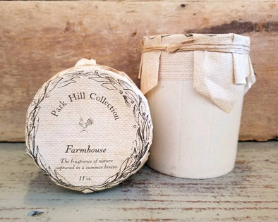 Crockery Candle - Farmhouse