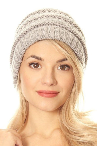 Bundled Up Beanie