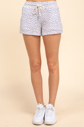 Find You Leopard Shorts