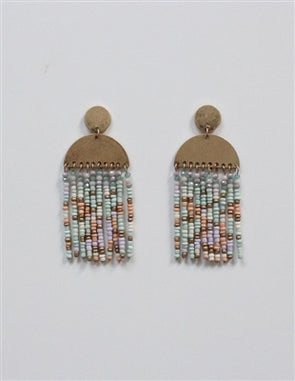 Waiting For You Tassel Earring