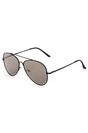 Smokey Aviator Sunglasses