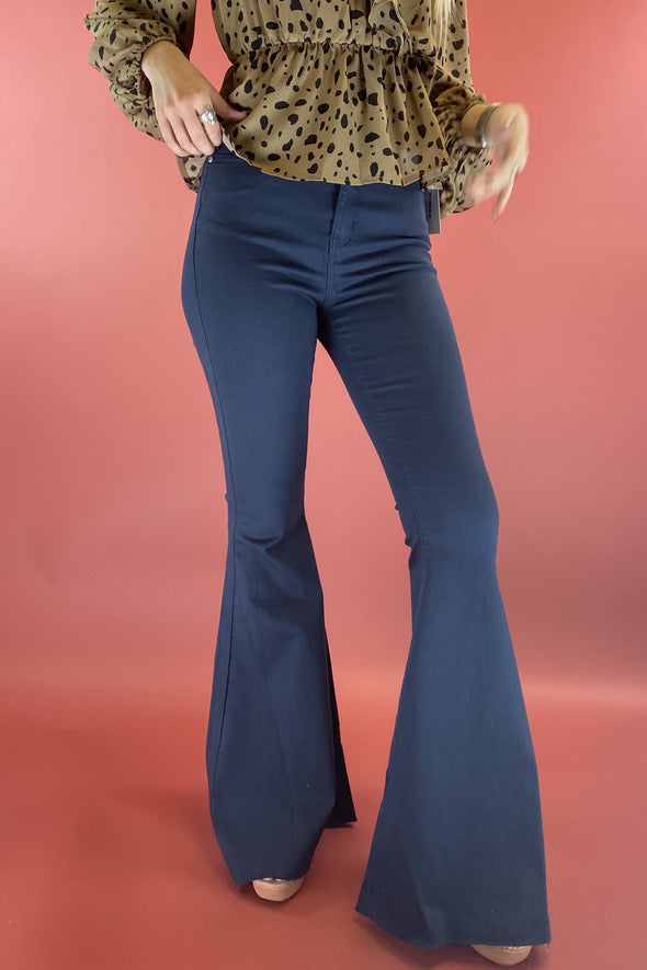 Have Some Fun Super Flare Jeans