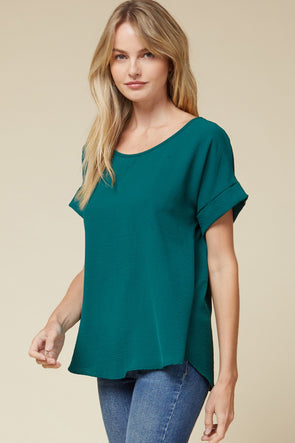 Fall Lover Top - H Green