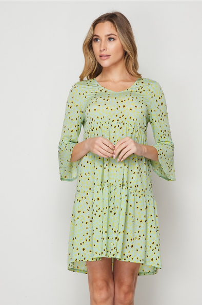 Say Something Dress - Plus Size