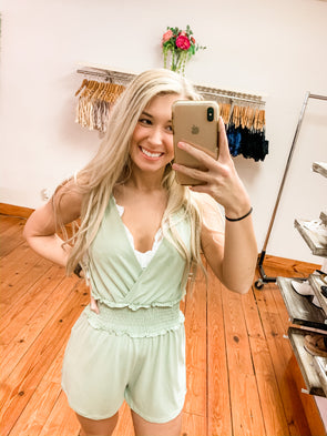 Just Living Romper