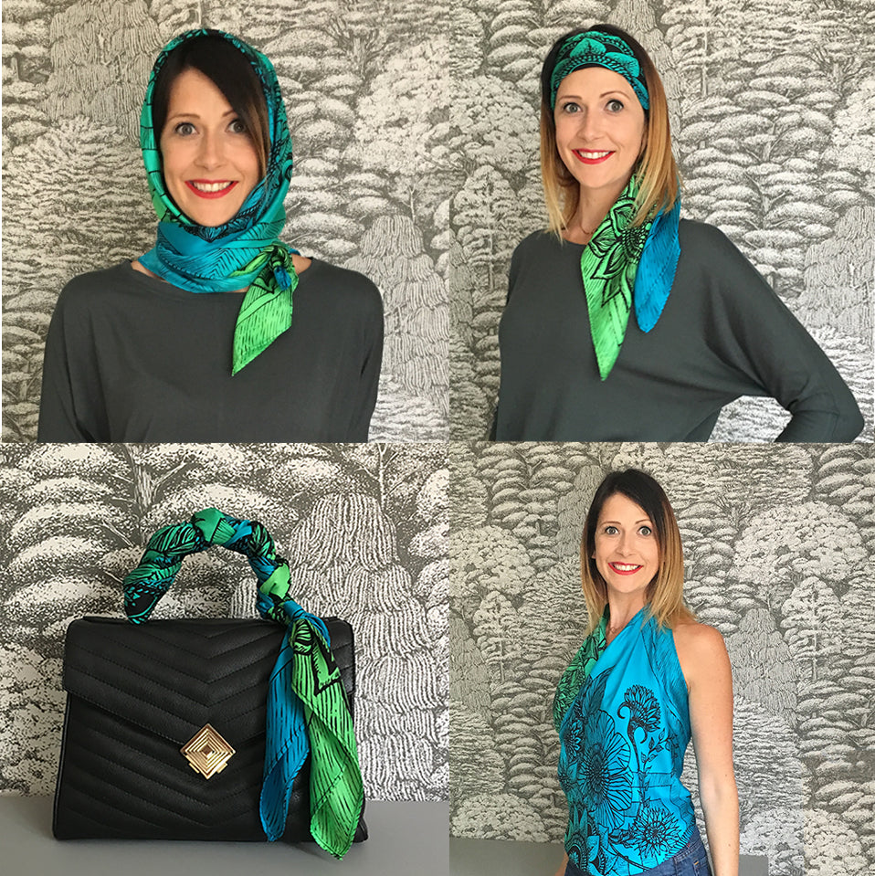 Scarves - The Ultimate Accessory?
