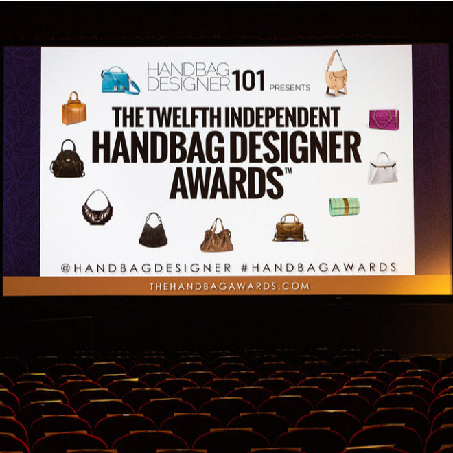 Winner at the 2018 Handbag Designer Awards!