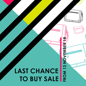 LAST CHANCE TO BUY SALE!