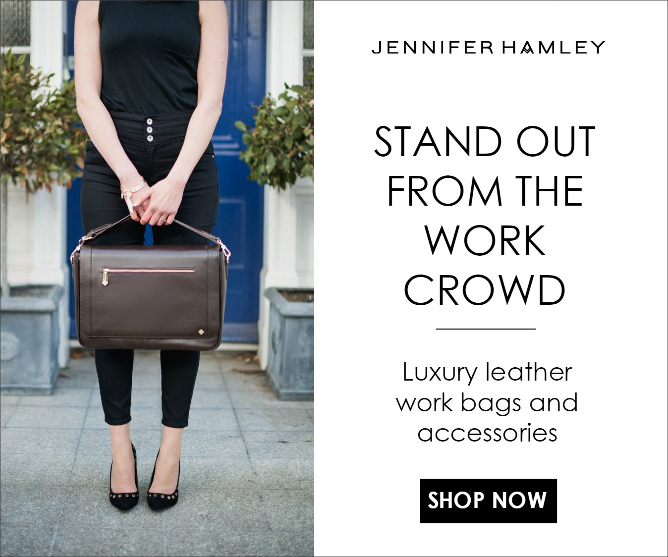 stand out from the work crowd - jennifer hamley bags laptop bags and workbags