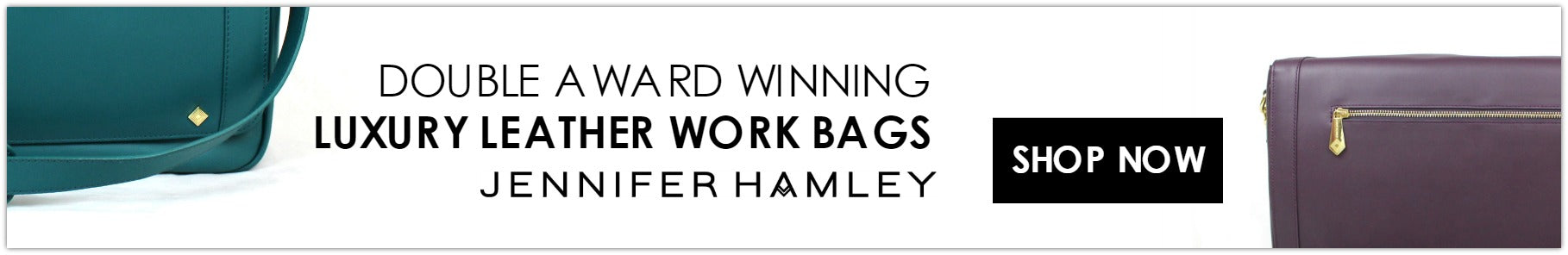 award winning handbags from jennifer hamley england
