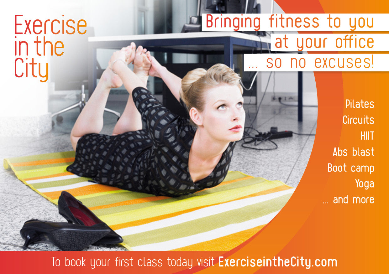 Exercise in the City Banner