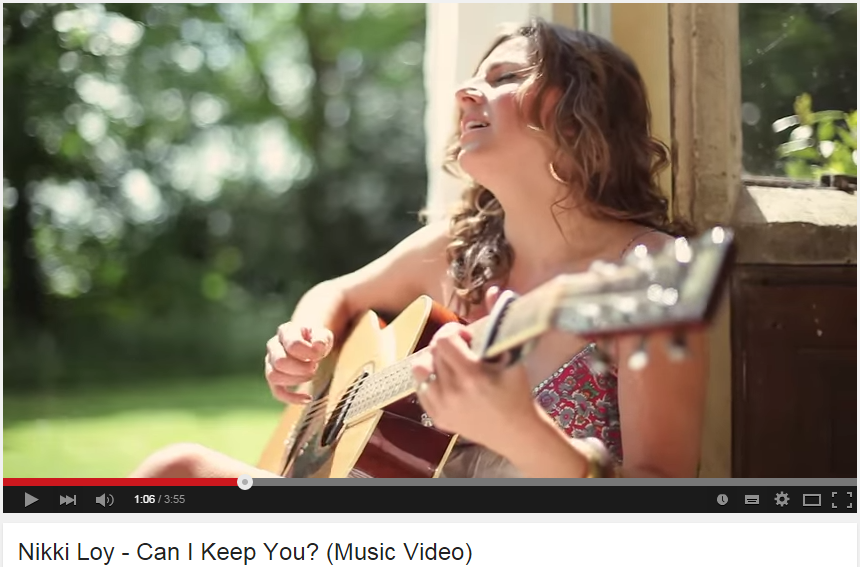 Nikki Loy   Can I Keep You   Music Video