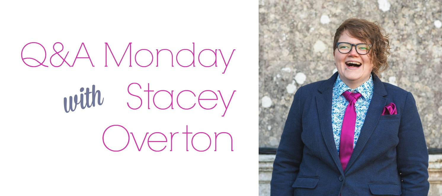 Q&A Stacey Overton