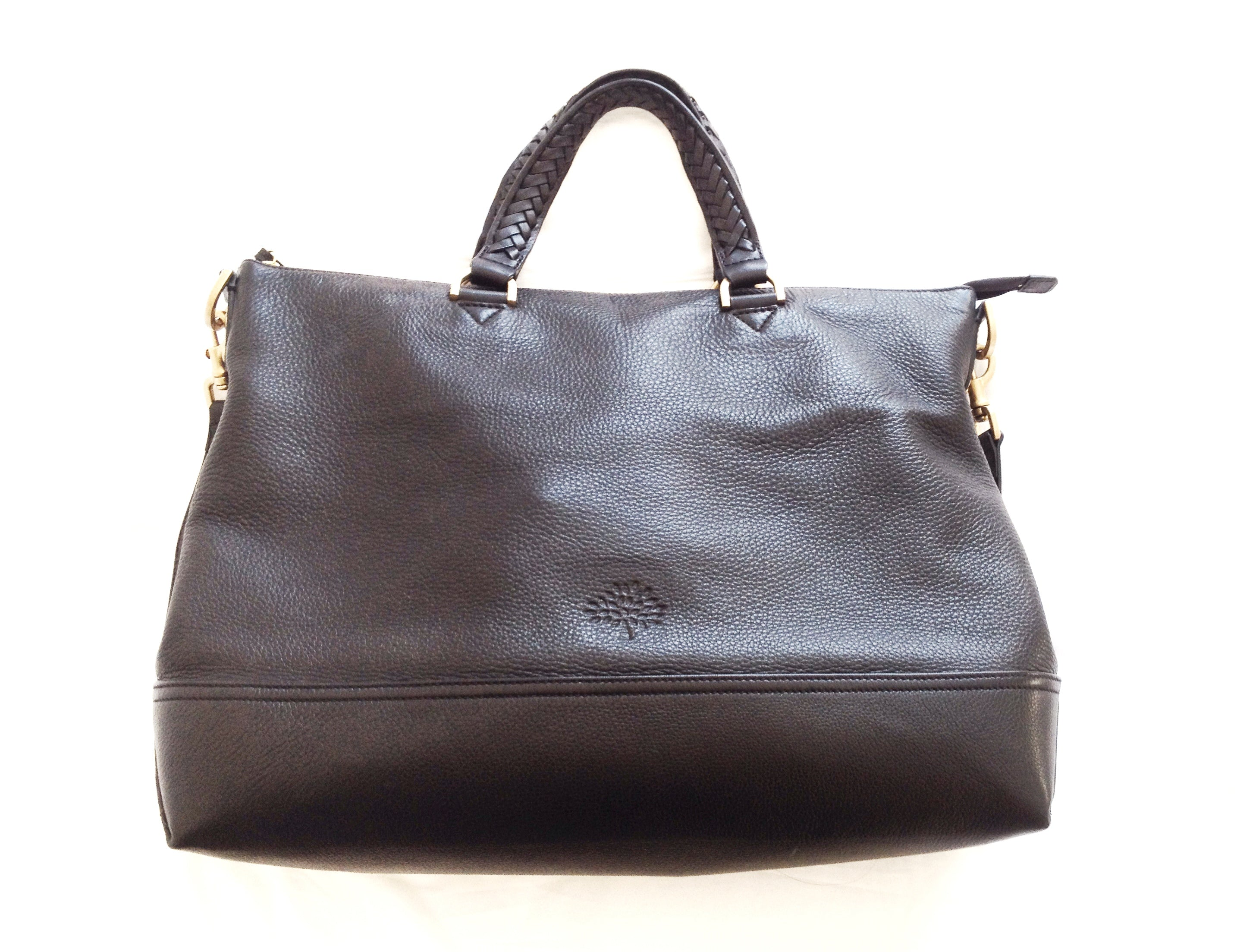 Stephs mulberry Effie tote hanabag