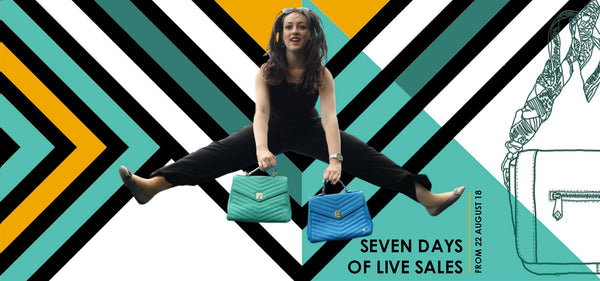 7 days of live sales