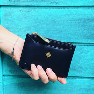 Sakura Purse - Black